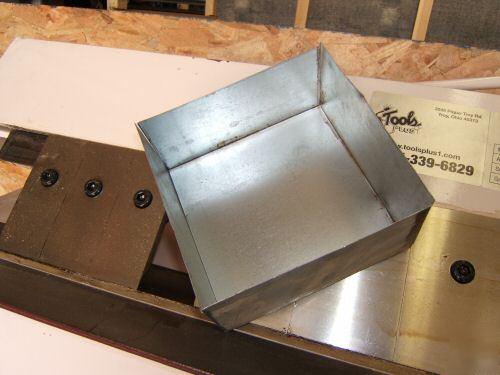 48 Inch Box Pan Sheet Metal Brake 1 16 Inch Bender