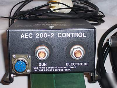 Lincoln Electric Mig Welder >> Spool gun mig aluminum profax miller lincoln welding