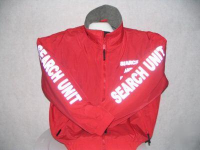 Reflective Rain Jacket