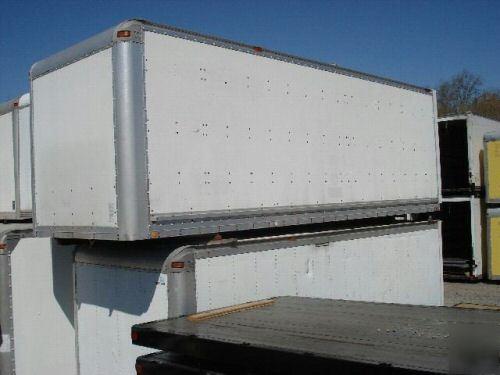Storage Body Van Truck Box Bodies 97x22 X102