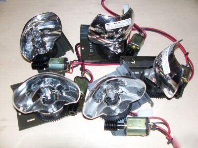 Whelen 4500 5000 halogen lightbar rotator fire ems aloadofball Choice Image