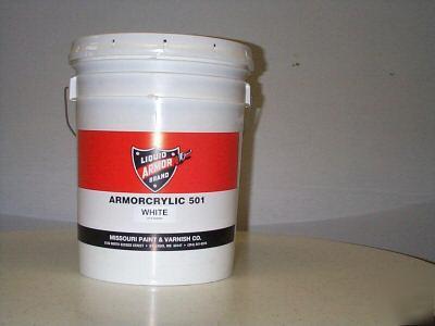 Armorcrylic 501 Elastomeric Roof Coating
