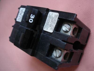 30 Amp Breaker