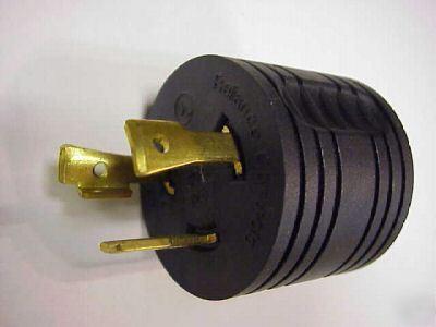 Rv 30 amp honda generator plug adaptor for EU3000IS
