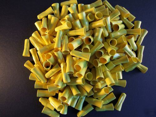 3M scotchlok y electrical spring connector yellow