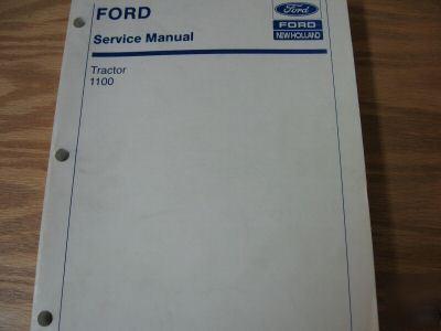 ford 1700 service manual pdf