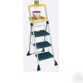 New Cosco Max Platform Painters Ladder Step Stool Work