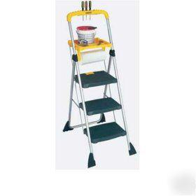 New Cosco Max Platform Painters Ladder Step Stool Work