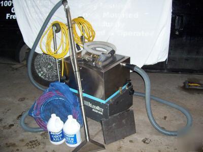 Kleenrite 508hx Steam Carpet Cleaning Cleaner Package