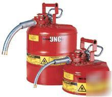 Justrite type ii safety can - 5 gallon (5/8