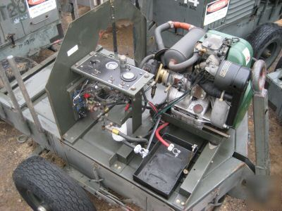 how to start a lister diesel engine