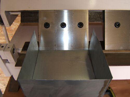 4 Foot 16 Gauge Box Pan Finger Sheet Metal Brake Bender