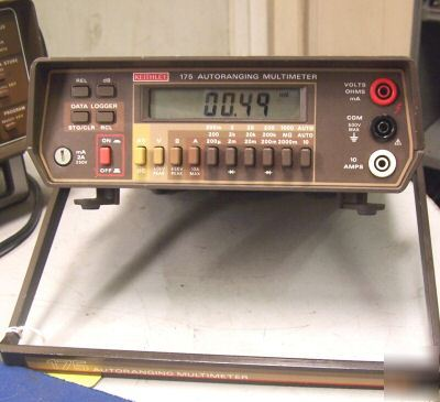 D And A Auto >> Keithley model 175 autoranging multimeter