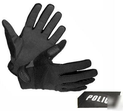 hatch gloves SGK100 l-1 street guard glove police xl