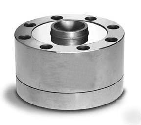 Pancake Compression Disc Canister Load Cell 50 000 Lbs
