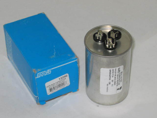 New Mars Motor Run 50 5uf 440vac Capacitor Hvac 12290