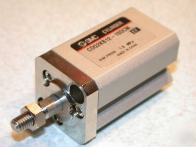New 7 Smc Compact 3 8 Quot Stroke Air Cylinder Cdq2kb12