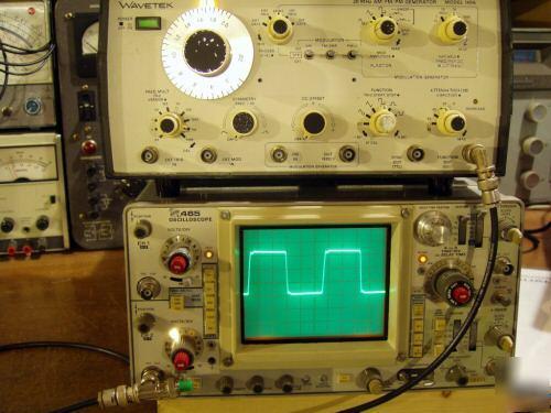 Wavetek Model 148 20mhz Pulse Function Sweep Generator