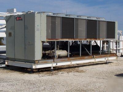 Hvac Rooftop Chiller 155 Ton Trane Model Rtaa155
