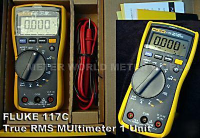 Clamp Meter: Fluke 322 Clamp Meter Manual