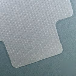 Cleated Chair Mat Low To Medium Pile Carpet Uvs 56806