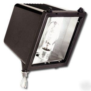 new 175 watt metal halide flood light fixture. Black Bedroom Furniture Sets. Home Design Ideas