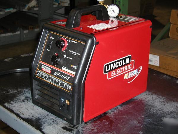 Lincoln Sp100t Mig Welder Refurbished 120v U1474 2 Ref