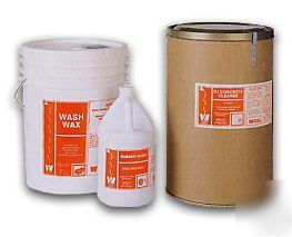 Dj concrete cleaner warsaw chemical solutions 1 barrels for Cement cleaning solution