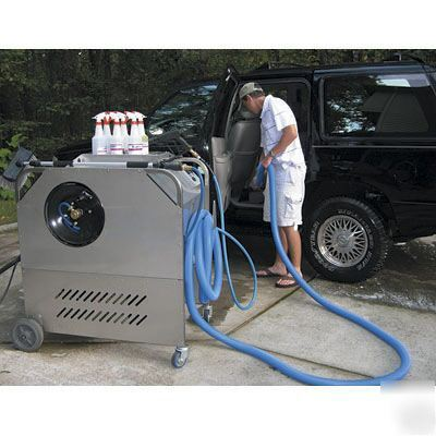 Portable Car Wash System Fleet 110v 1000 Psi 2 Gpm